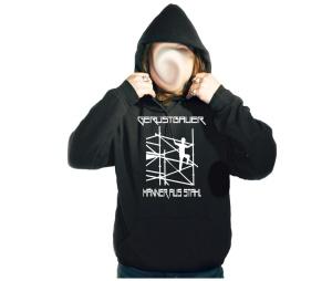 Kapusweatshirt Gerüstbauer Männer aus Stahl
