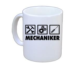 Tasse Mechaniker