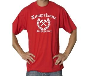 T-Shirt Kumpelzone Ruhrgebiet