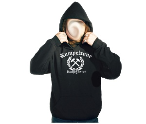 Kapusweatshirt Kumpelzone Ruhrgebiet