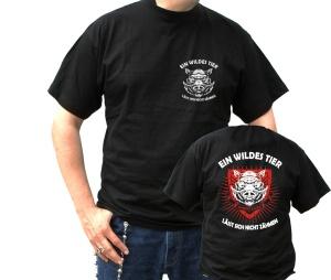 T-Shirt Ein wildes Tier…