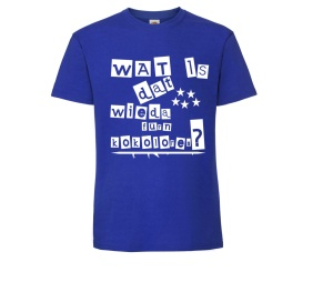 T-Shirt Wat is dat wieda fürn Kokolores
