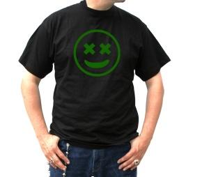 T-Shirt Smiley