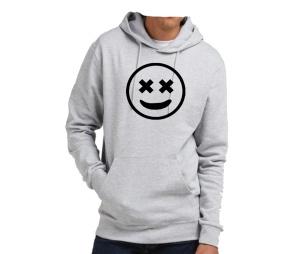 Kapusweatshirt Smiley