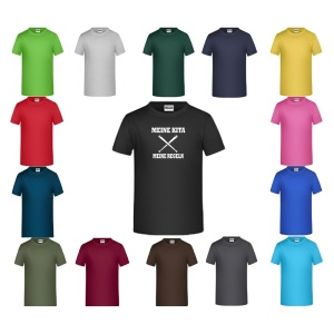 Kinder Shirt Meine Kita meine Regeln