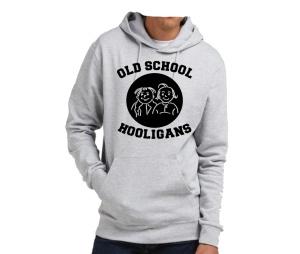 Kapusweatshirt Old School Hooligans