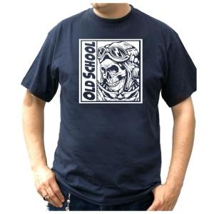 T-Shirt Old School Skulls