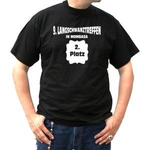 T-Shirt 9. Langschwanztreffen in Mombase