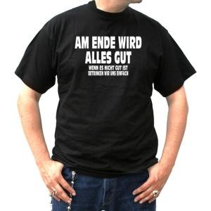 T-Shirt Am Ende wir alles gut