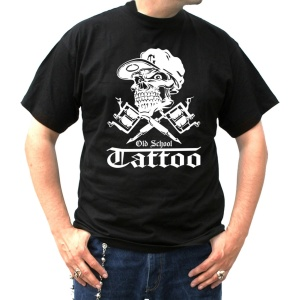 T-Shirt Tattoo Old School