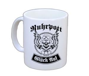 Tasse Ruhrpott Glück Auf