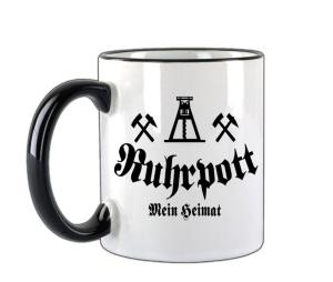 Tasse Ruhrpott meine Heimat