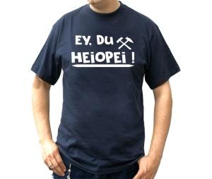 T-Shirt Ey Du Heiopei Ruhrpott