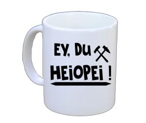 Tasse Ey Du Heiopei Ruhrpott