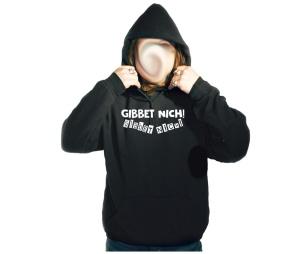 Kapusweatshirt Gibbet nich Gibbet NICH