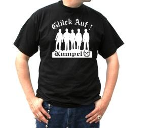 T-Shirt Kumpel Glück Auf