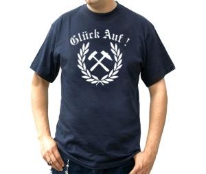 T-Shirt Glück Auf