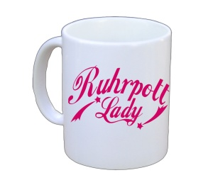 Tasse Ruhrpott Lady
