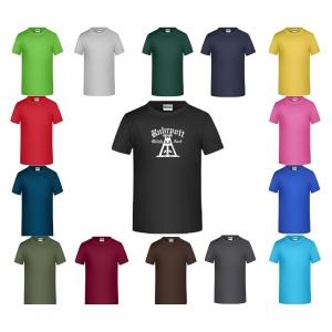 Kinder Shirt Ruhrpott Förderturm