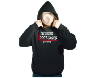 Kapusweatshirt Pottblagen The Original