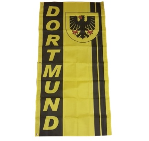 Fahne Dortmund Stadtwappen