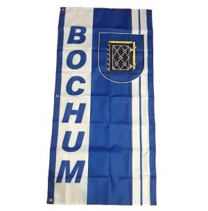 Fahne Bochum Stadtwappen