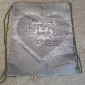 Rucksack Stringbag Ruhrpott Förderturm