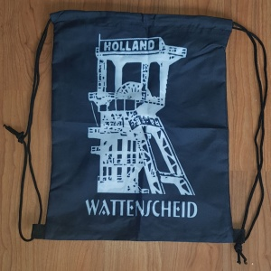 Rucksack Stringbag Ruhrpott Wattenscheid