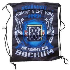 Rucksack Stringbag Schönheit kommt aus Bochum