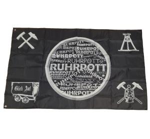 Fahne Ruhrpott rund