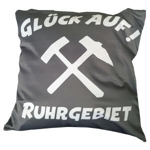 Kissenhülle Glück Auf Ruhrgebiet