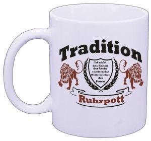 Tasse Ruhrpott Tradition