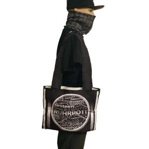 Schultertasche Shopper Ruhrpott