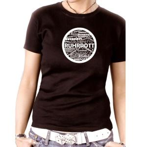 Damen Shirt Ruhrpott Massenhaft