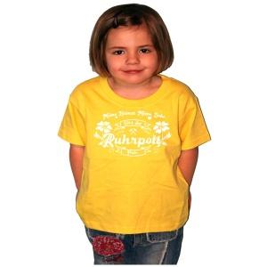 Kinder Shirt Ruhrpott Perle Meine Heimat meine Liebe