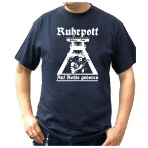 T-Shirt Bergmann Glück Auf