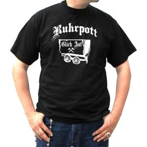T-Shirt Lore Glück Auf Ruhrpott