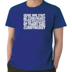 T-Shirt Currywurst Ruhr-Kultur 2