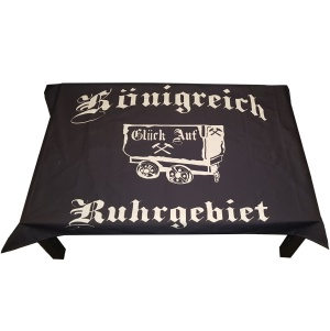 Tischdecke Königreich Ruhrgebiet