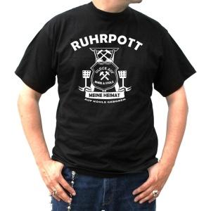 T-Shirt Ruhrpott Meine Heimat