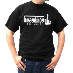 T-Shirt Ruhrpott Gossenkinder