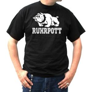 T-Shirt Bulldog Ruhrpott