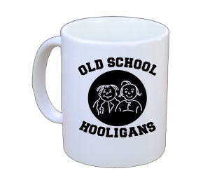 Tasse Old School Hooligans