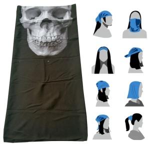 Bandana Multifunktionstuch Schädel Skull