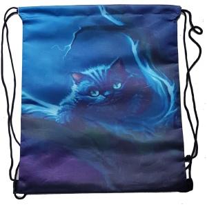 Rucksack Stringbag Katze