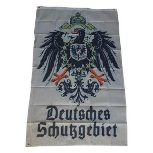 Fahne Deutsches Schutzgebiet