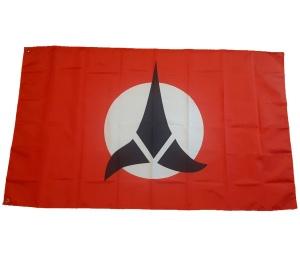Fahne Klingonen Battleflag
