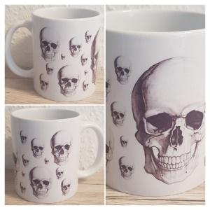 Tasse Totenkopf