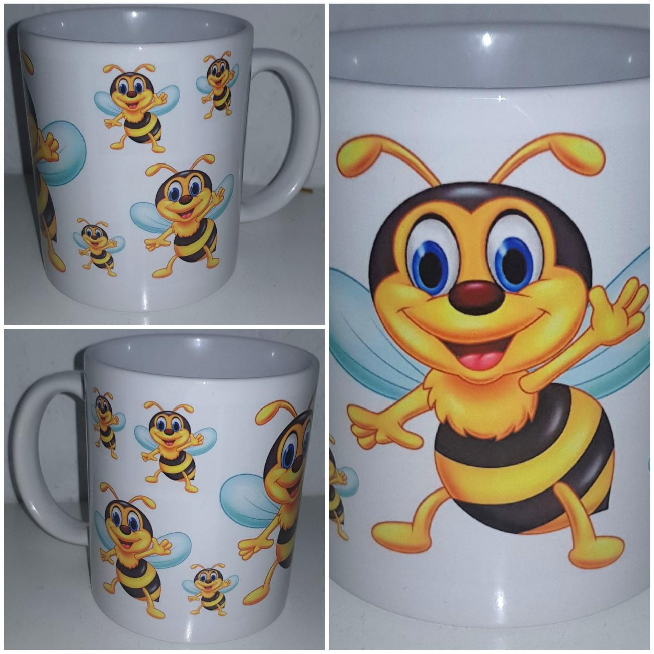 Tasse Biene