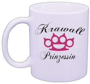 Tasse Krawall Prinzessin